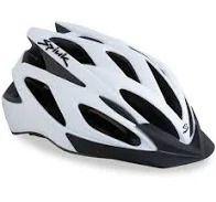 Capacete de Ciclismo SPIUK Tamera Lite Branco - Tam. 58-62