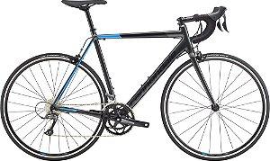 Bicicleta CANNONDALE  CAAD Optimo Claris 700C/18V Preto/Azul - Tam. 58
