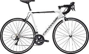 Bicicleta CANNONDALE  CAAD Optimo Sora 700C/18V Branco - Tam. 48