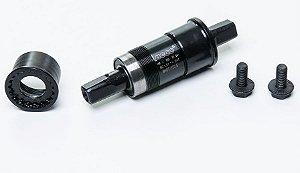 Movimento Central Selado NECO Com Rolamento 68x122.5mm (Ponta Quadrada)