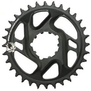 Coroa SRAM GX Eagle Boost 1x12 32T 3mm Direct Mount Alumínio - Preto