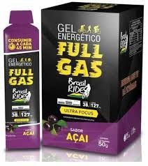 Carbogel FULL GAS Ultra Focus - UN