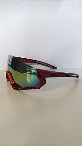 Oculos MARELLI Cronos Vermelho
