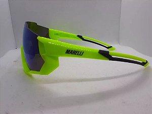 Oculos MARELLI Cronos Preto/Verde