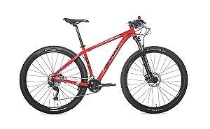 Bicicleta AUDAX ADX 100 2020 18V Vermelho - Tam. 21