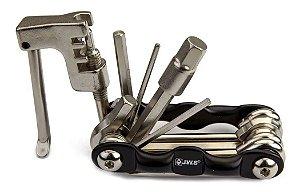 Canivete de Chave Allen JWS 11 Funções com Extrator Corrente