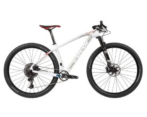 Bicicleta CALOI Elite Carbon Racing 2020 12V Branco - Tam. G