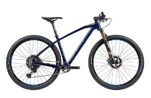 Bicicleta CALOI Elite Carbon Team 2020 12V Azul - Tam. M