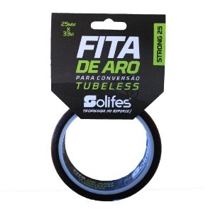 Fita de Aro SOLIFES Tubeless 15x25mm