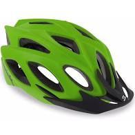 Capacete de Ciclismo SPIUK Rhombus Verde TAM 58-62
