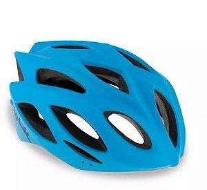 Capacete de Ciclismo SPIUK Rhombus Azul TAM 52-58
