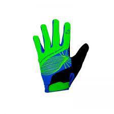 Luva JET MTB Enduro-MX Guardian Full Verde-Azul M JET