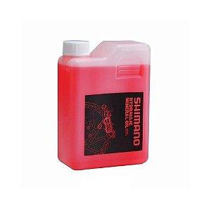 Oleo Mineral SHIMANO P/FREIO A DISCO 1000ML
