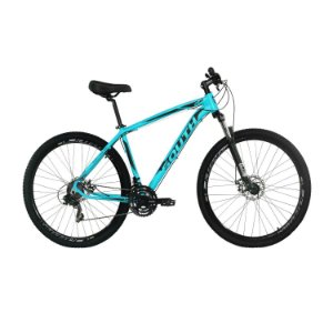 Bicicleta SOUTH Legend Turquesa -Tam. 15