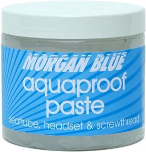 Graxa MORGAN BLUE Aquaproof 200CC