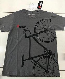 Camisa Casual MARELLI Chumbo Tam - G