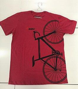 Camisa Casual MARELLI Vermelho Tam - M