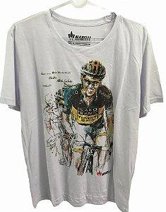 Camisa Casual MARELLI Fuga Branco Tam - G