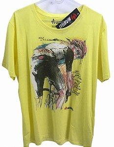Camisa Casual MARELLI Sprint Amarelo Tam - P