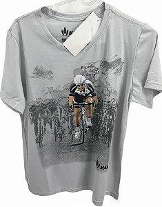 Camisa Casual MARELLI Chegada Branco Tam - GG