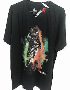 Camisa Casual MARELLI BMX Preto Tam - M