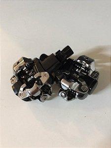 Pedal Clip ADX VP VX-1001 alumínio