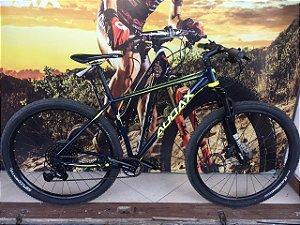 SEMINOVO - Bicicleta AUDAX Auge 555 12v - Tam. 19 - Sram SX