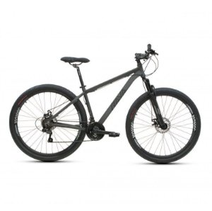 Bicicleta RAVA PRESSURE Aro 29 21V Cinza/Preto - Tam. 15.5