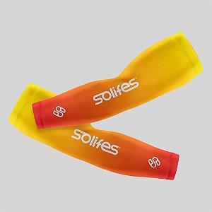 Manguito SOLIFES Amarelo/Laranja P