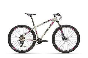 Bicicleta SENSE Fun Comp 2021 Cinza/Roxo - Tam. 15