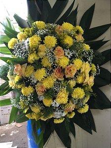 Coroas de flores Pequenas