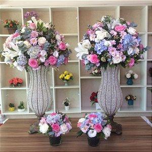Arranjo de Flores coloridas modelo 2