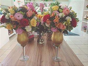 Arranjo de Flores coloridas modelo 7