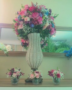 Arranjo de Flores Coloridas modelo 9