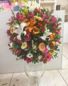 Arranjo de Flores Coloridas modelo 11