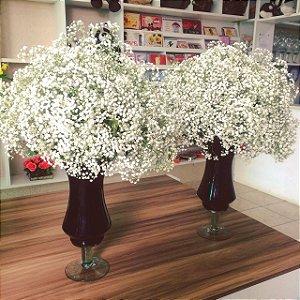 Arranjo de Flores Brancas modelo 5