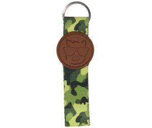 Chaveiro CoolDog Army