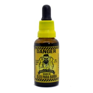 Óleo para Barba Danger Barba Forte 30ml