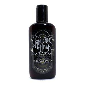 Shampoo para barba cabelo e bigode Knucklehead 200ml