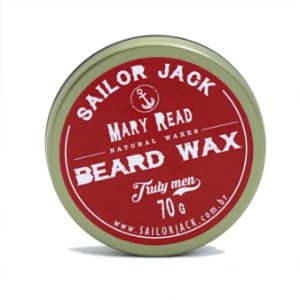 Cera para Barba Mary Read - Sailor Jack - 70g