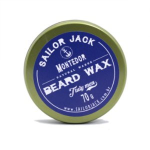 Cera para Barba Montedor - Sailor Jack - 70g