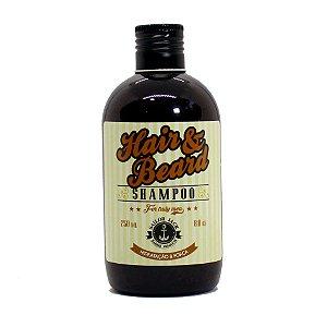 Shampoo para barba - Hidratação e Força - Sailor Jack 250ml