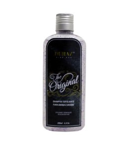Shampoo esfoliante para barba Duran - 200ml