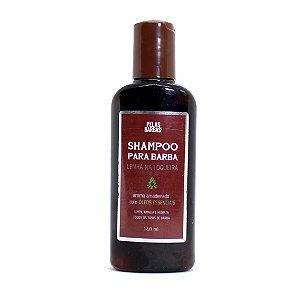 Shampoo para barba Lenha na Fogueira - Pelas Barbas - 140ml