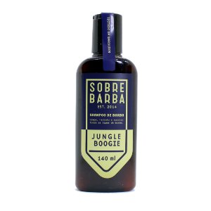 Shampoo de barba Sobrebarba 140ml - Jungle Boogie