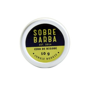Cera de bigode Sobrebarba 10g - Jungle Boogie