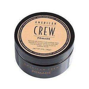 Pomade - Pomada modeladora de cabelos American Crew - 85g
