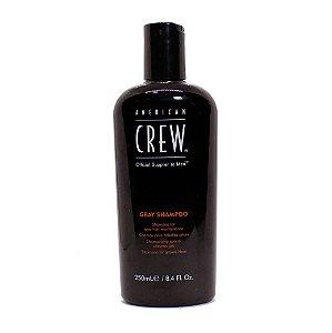 Gray Shampoo - Shampoo para cabelos grisalhos American Crew