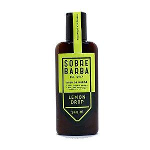 Balm para barba Lemon Drop Sobrebarba - 140ml