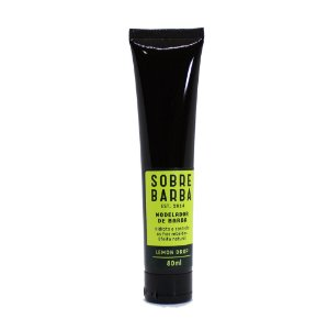 Modelador de barba Sobrebarba 80ml - Lemon Drop